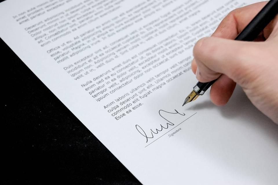 Od 1 września br. umowa na piśmie warunkiem rozpoczęcia pracy